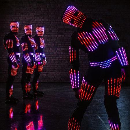 ArtShow - Graphic People / LED