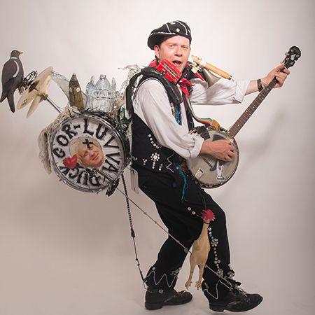 Jake Rodrigues - One Man Band