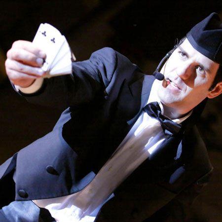 Alessandro Politi - Magician