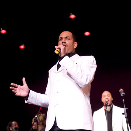 Maurice Lynch & The Harlem Musical Revue