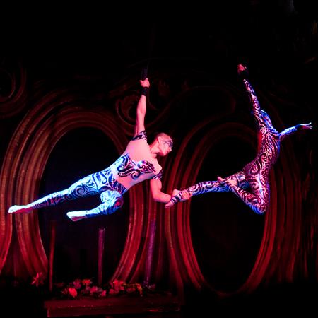 Omar & Valeria - Aerial Duo