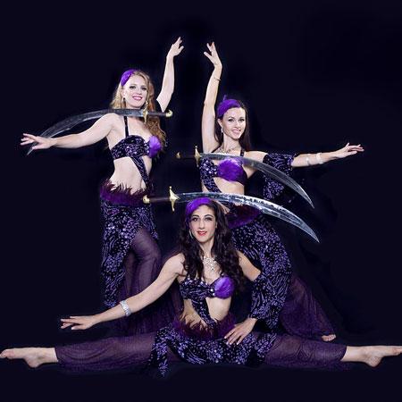 Sahlala Dancers