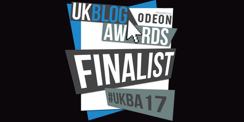 UK Blog Awards Finalists Announced