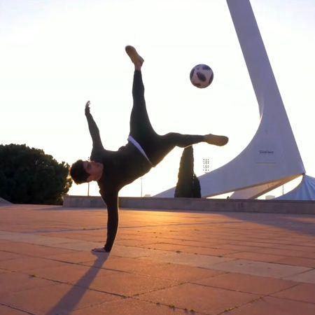 Pedro Oliveira - Freestyle Football