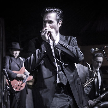 Morry Sochat & The Special 20's - Blues Swing Band