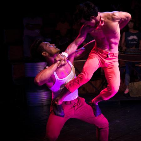 Phare, The Cambodian Circus - Khmer Metal Duet