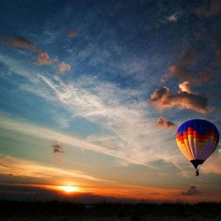 Tour in Rome - Rome Hot Air Balloon Ride