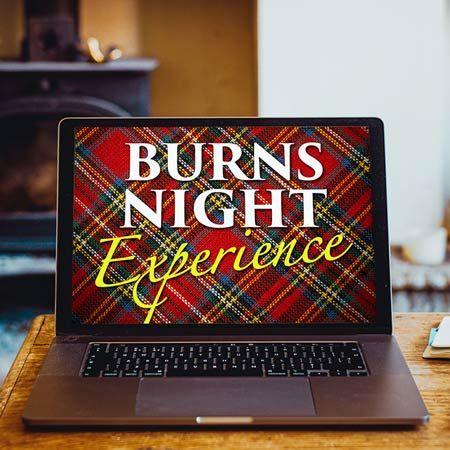 Virtual Burns Night Experience IHP