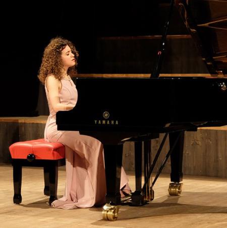 Patrizia Salvini - Italian Pianist