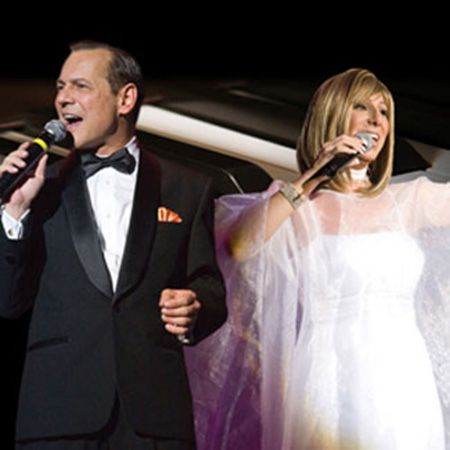 Barbra & Frank - The Concert that Never Was...