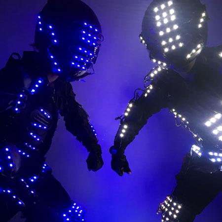 Astro Crew - LED Tron