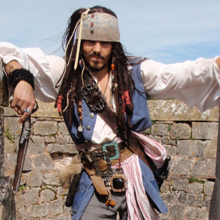 Jonty Depp