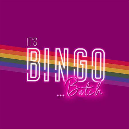 Custom Creations - It's Bingo B*tch - Virtual Musical Drag Bingo
