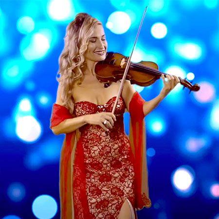 Angie Violin - Virtual Show