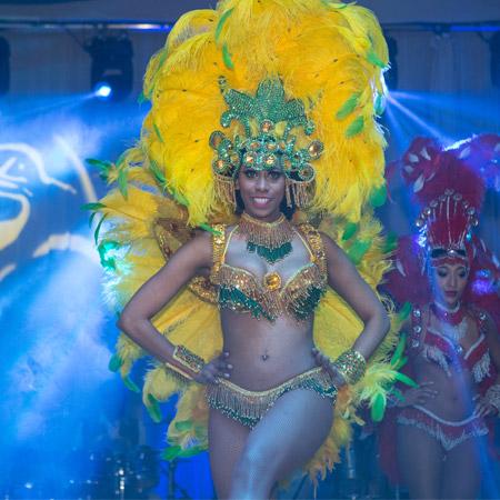 Latin Tropicalia Show