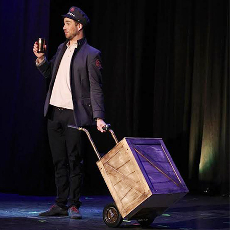 TXEMA, THE POSTMAN - Theatrical Magic Show