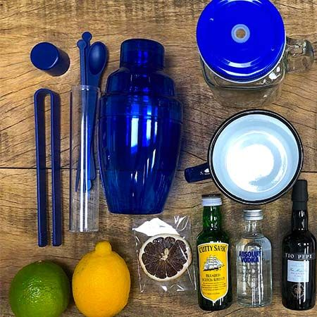 Fizz Bartenders - Virtual Cocktail Workshop