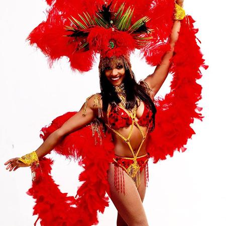The Dance Mob - Carnival Showgirls