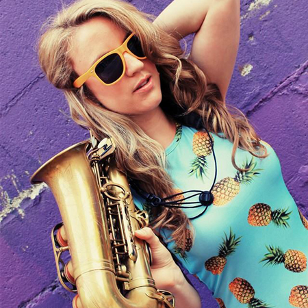 Karla Sax - Saxophone player