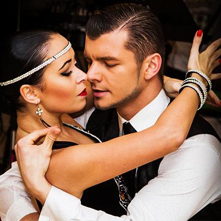 Maksym and Kseniya - Ballroom duo
