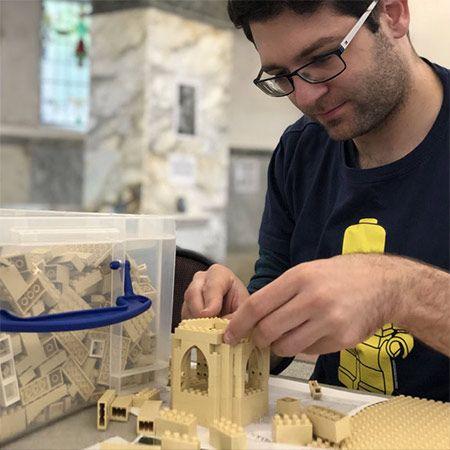 Bricks McGee - Virtual Lego Workshops
