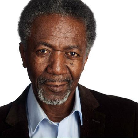 Maurice Spring - Morgan Freeman Lookalike