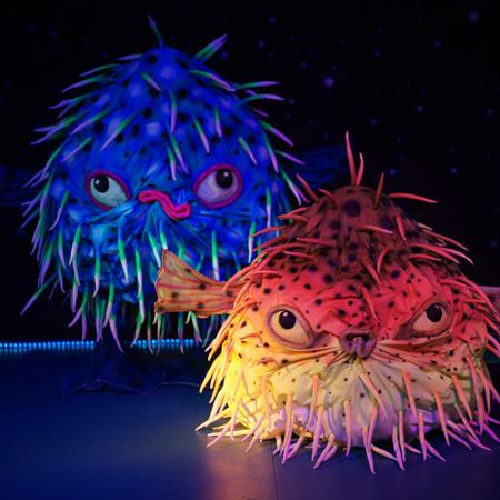 Veniamin Shows - Human Blowfish