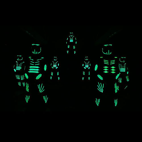 Dunking Devils- LED Motion Dance Show