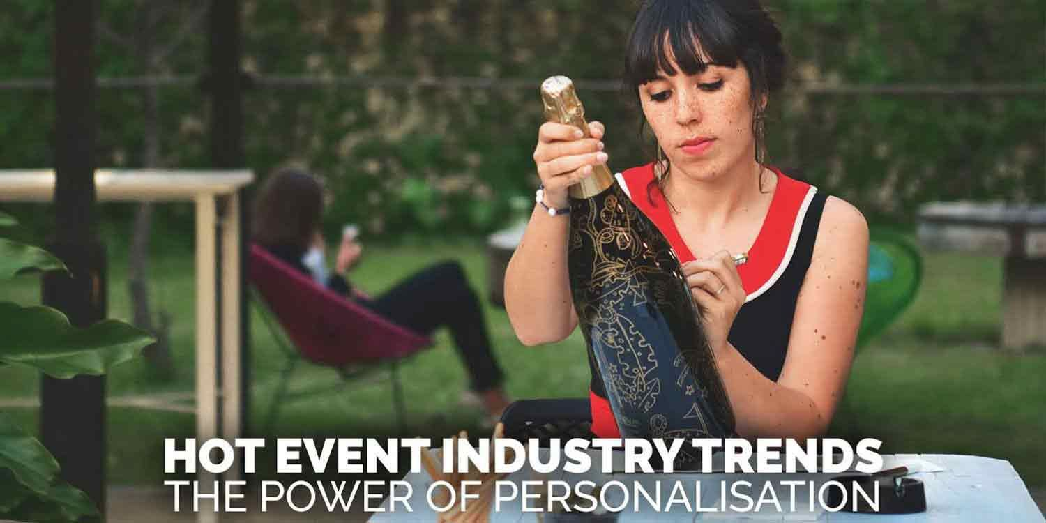 Hot Event Industry Trends: The Power of Personalisation