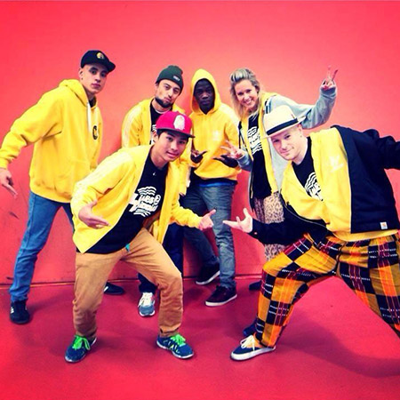 FX Entertainment - Hip Hop Dancers & Breakdancers
