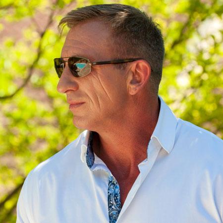Max Fraisl - Daniel Craig Double