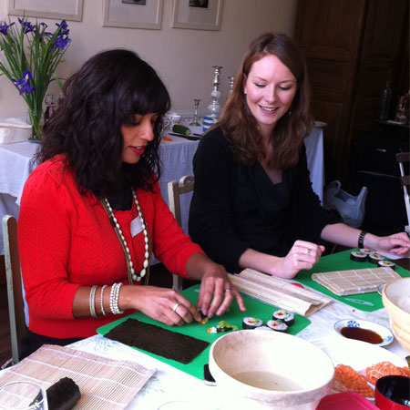 Sushi Queen - Sushi Workshops
