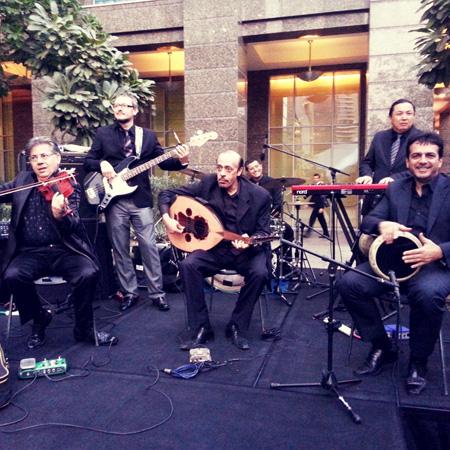DC Arabic Fusion Band