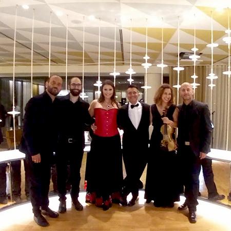 Maurizio Tassani - Opera Duo & String Quartet