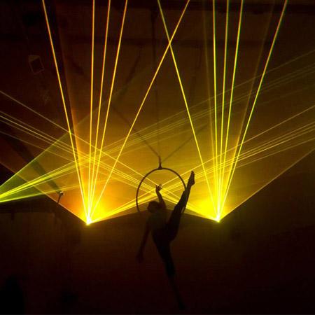 SPiCE - Laser Show