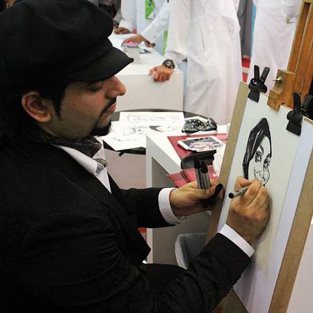 Ali Artist Caricature & Illustration