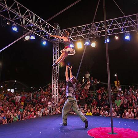manoAmano Circo