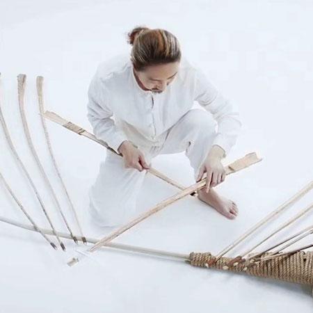 Lin Yi - Feather balance (林艺 Ocean)