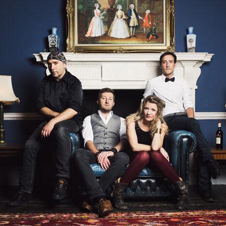 The Shuffles Band