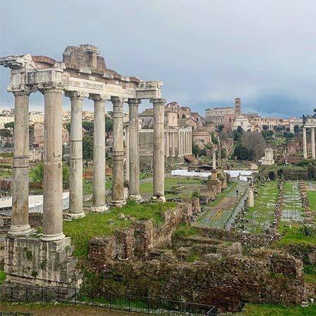 Virtual Tours of Rome