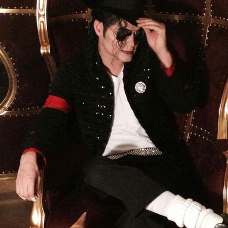 Pete Carter- Ultimate MJ Impersonator