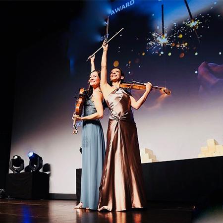 Voice of Violin - Violin Battle in Duo