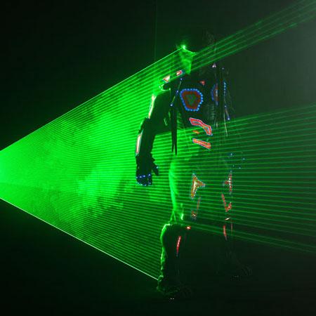 Laser Predators