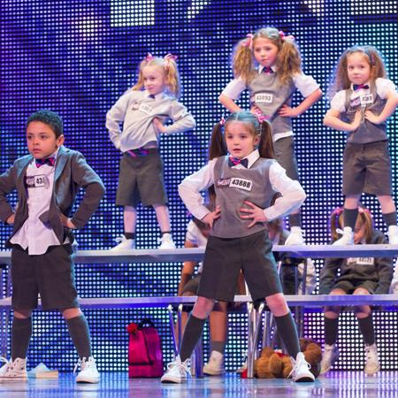 Pre Skool - Dance Group