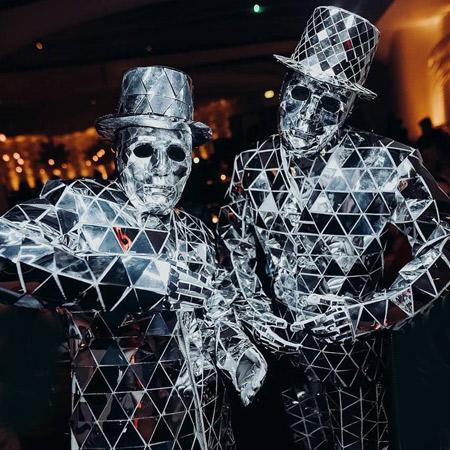 Richard L. Javier - Mirror Man Duo