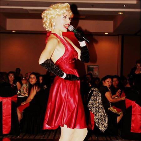 Nicolette Holman - Marilyn Monroe Tribute
