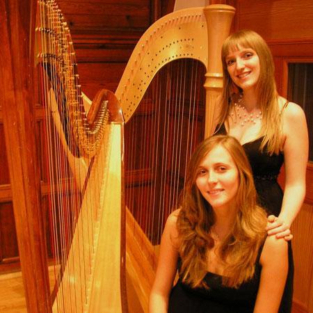 "Harp Duo ""Mariposas"""