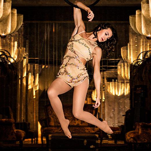 Daniela Capone - Aerial Dance
