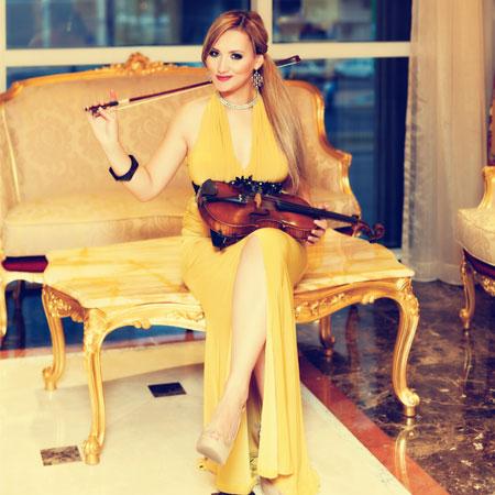 Elena Thedvall - Violin Show