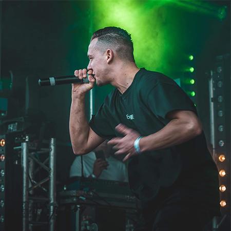 Louis J Walker Music - Spoken Word Artist with DJ